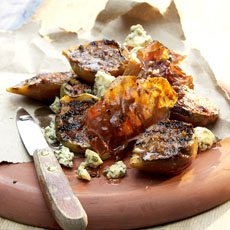 Grilled Figs photo