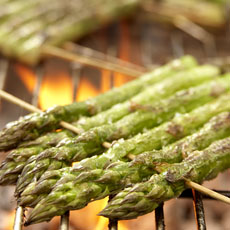 Grilled Buffalo Asparagus photo