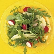 Radish and Arugula Salad photo