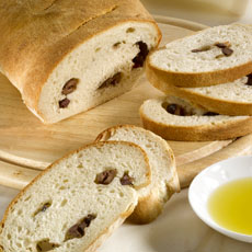 Herb and Olive Bread photo