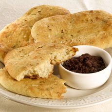 Moroccan Spiced Flatbreads photo