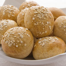 Whole Wheat Rolls photo