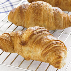 Croissants photo