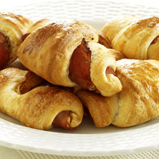 Ham Croissants photo
