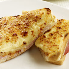 Croque Monsieur photo