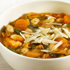 Tuscan Bean Soup photo