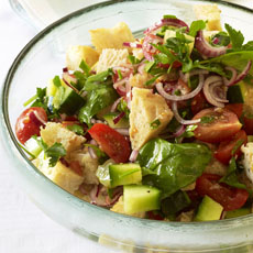 Tuscan Bread Salad photo