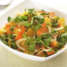Carrot and Orange Salad photo