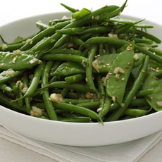 Warm Green Bean Salad photo