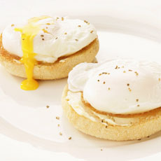 Poached Egg Muffins photo