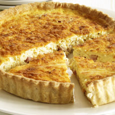 Quiche Lorraine photo
