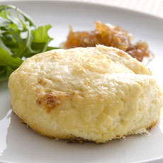 Twice-baked Cheese Souffl�s photo