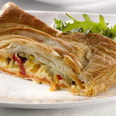 Cheese and Pepper Jalousie photo