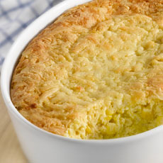 Cheese and Corn Pudding photo
