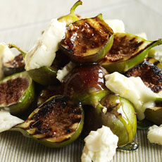 Gorgonzola with Figs and Honey photo
