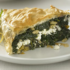 Feta Filo Pie photo