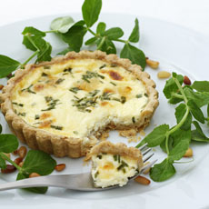 Goat Cheese Tartlets photo