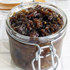 Apple and Pear Chutney photo