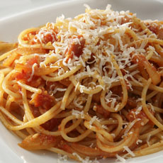 Spaghetti, Roman-Style photo