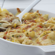 Tuna and Pasta Bake photo