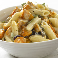 Butternut Squash Penne photo