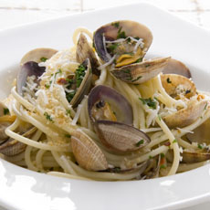 Spaghetti with Clams photo