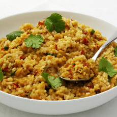 Thai Coconut Rice photo