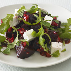 Roasted Beet and Feta Salad photo