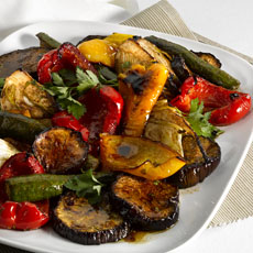 Grilled Vegetables photo