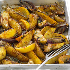 Cajun-spiced Potato Wedges photo
