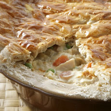 Chicken Pot Pie photo