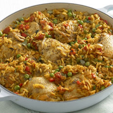 Arroz con Pollo photo