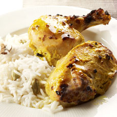 Indian Garlic Chicken photo