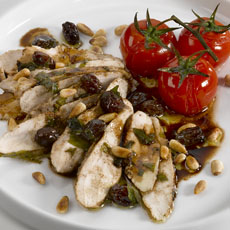 Chicken in Balsamic Vinegar photo