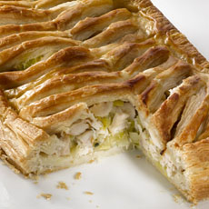 Chicken Jalousie photo