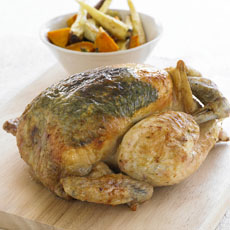 French Roast Chicken photo