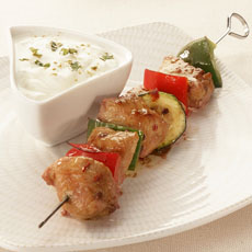 Turkey Kebabs photo