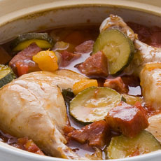 Chicken with Chorizo photo