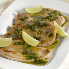 Veal Scaloppine photo