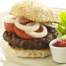 Hamburgers photo