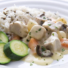Blanquette de Veau photo