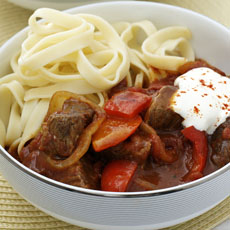 Hungarian Goulash photo