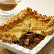Steak and Ale Pie photo