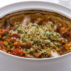 Cassoulet photo