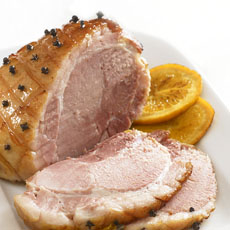 Honey-Glazed Ham photo