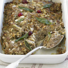 Sausage and Apple Stuffing photo