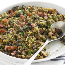 Chestnut and Pancetta Stuffing photo