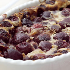 Cherry Clafoutis photo