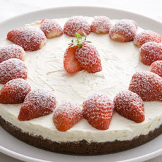 Strawberry Cheesecake photo