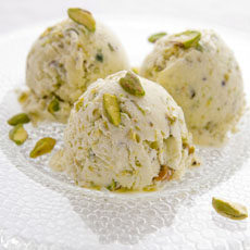 Pistachio Ice Cream photo